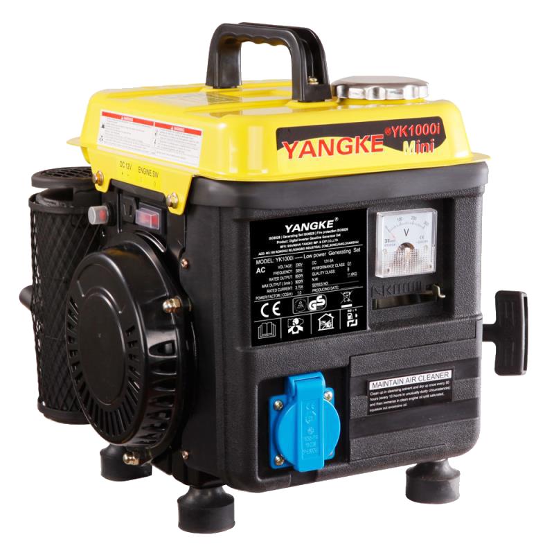 Gasoline inverter generator